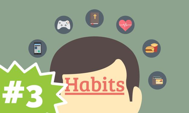 Paso a buenos hábitos (niños)
