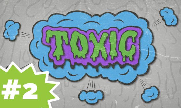 Don't Speak Poisonous Words! (Kids)