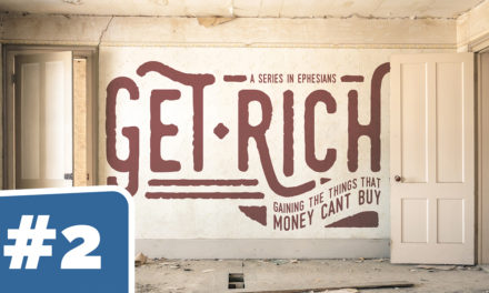 Moving Beyond Mediocrity | Get Rich #2 (Youth)