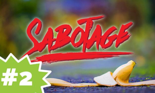 The Story of Esau | Sabotage #2 (Kids)
