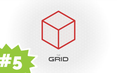 The Rock of Grace | The Grid Day #28 (Kids)