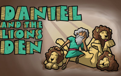 Daniel and the Lions Den | Kids