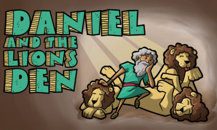 Daniel and the Lions Den | Kids