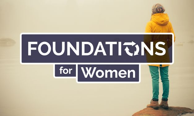 Trusting Jesus | Foundations for Women #1