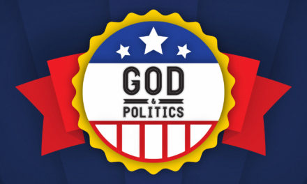 Your Role in Politics   God and Politics