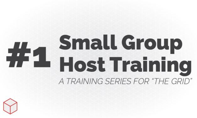 Entrenamiento de host de grupo pequeño: cómo funciona la campaña