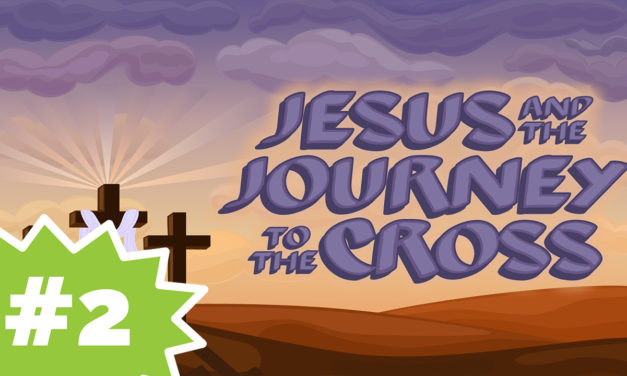 Top 5 List: The Garden of Gethsemane | Jesus and the Journey to the Cross #2