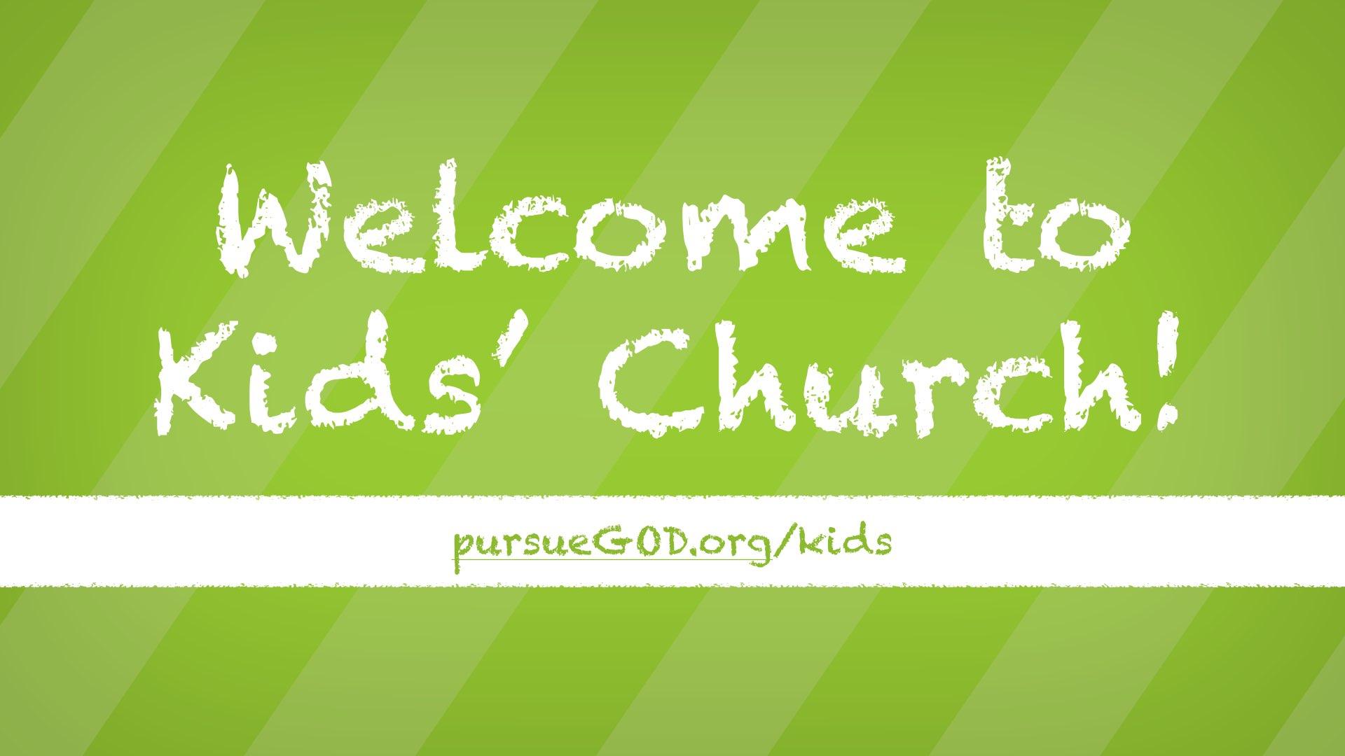 kids church how to talk to kids