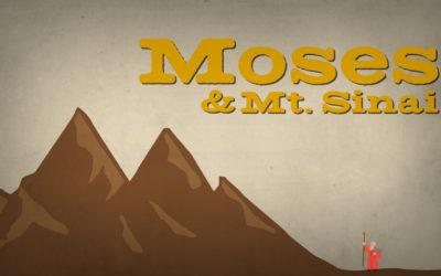Moses and Mt. Sinai (Series)