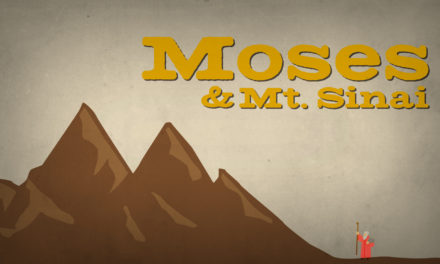 Moses and Mt. Sinai (Kids Series)