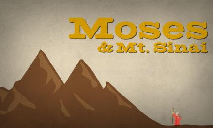 モーセとマウンテン シナイ