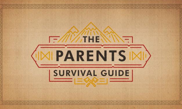 Survival Guide for Parenting Kids
