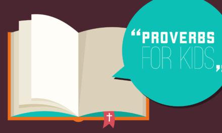 Proverbes pour les enfants