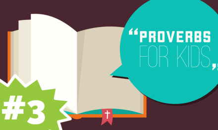Life's Biggest Choices | Proverbs for Kids #3