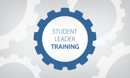 Student Leader Training: Be an Example