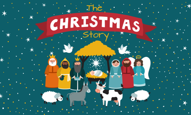 The Christmas Story (Serie para niños)