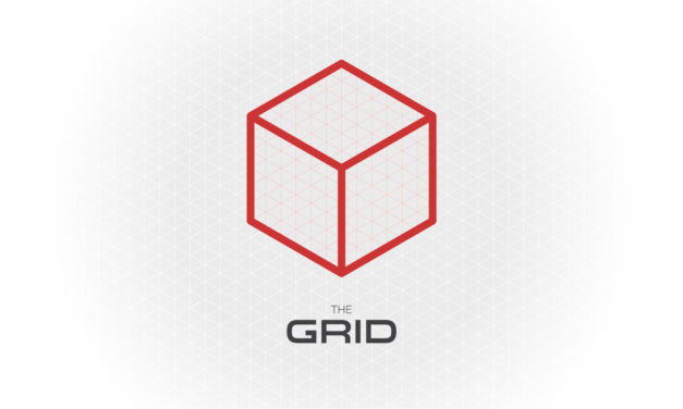 Upside Down | The Grid Day #7