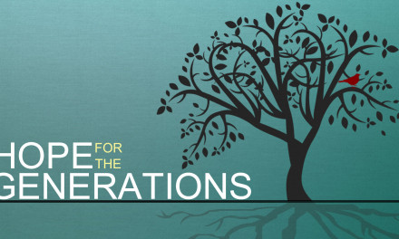 Hope for the Generations – Our Sin