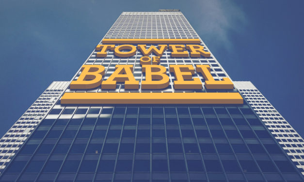 What Are You Working For? | Tower of Babel