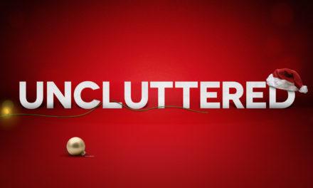 Make Room for Giving | Uncluttered #3