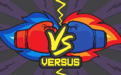 Judging vs Not Judging | Versus #1