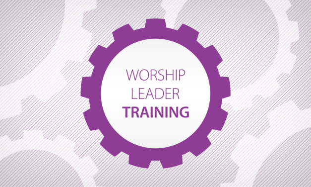Worship Leader Training