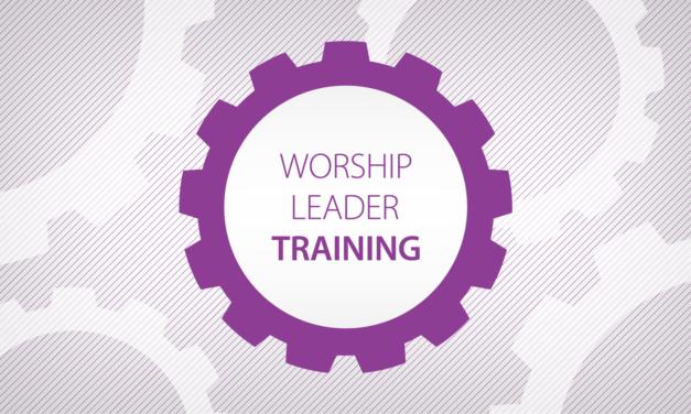 礼拝リーダー訓練