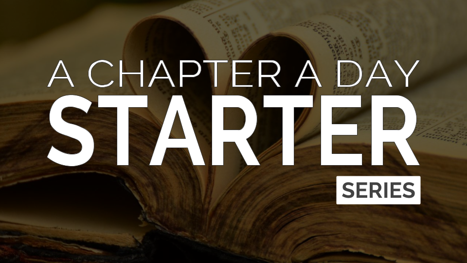 第一章 - スタータースタディ