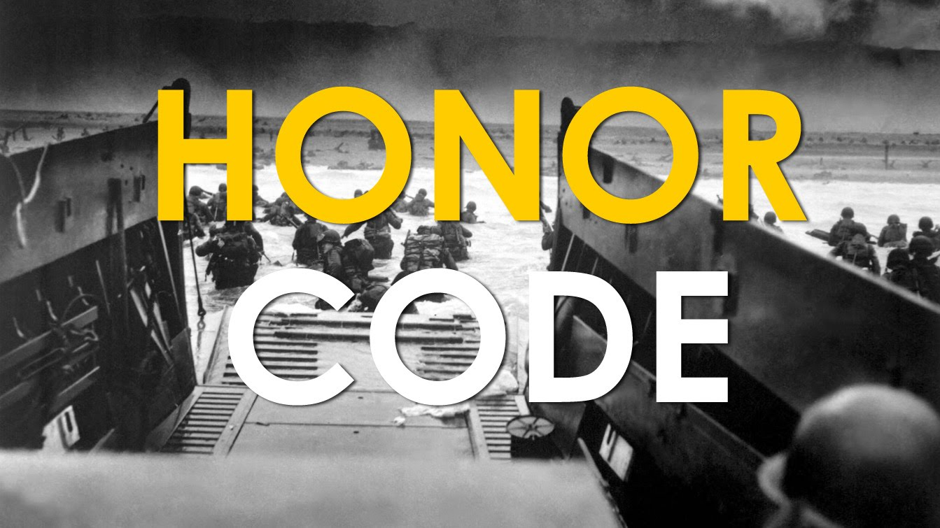 A Man's Code of Honor