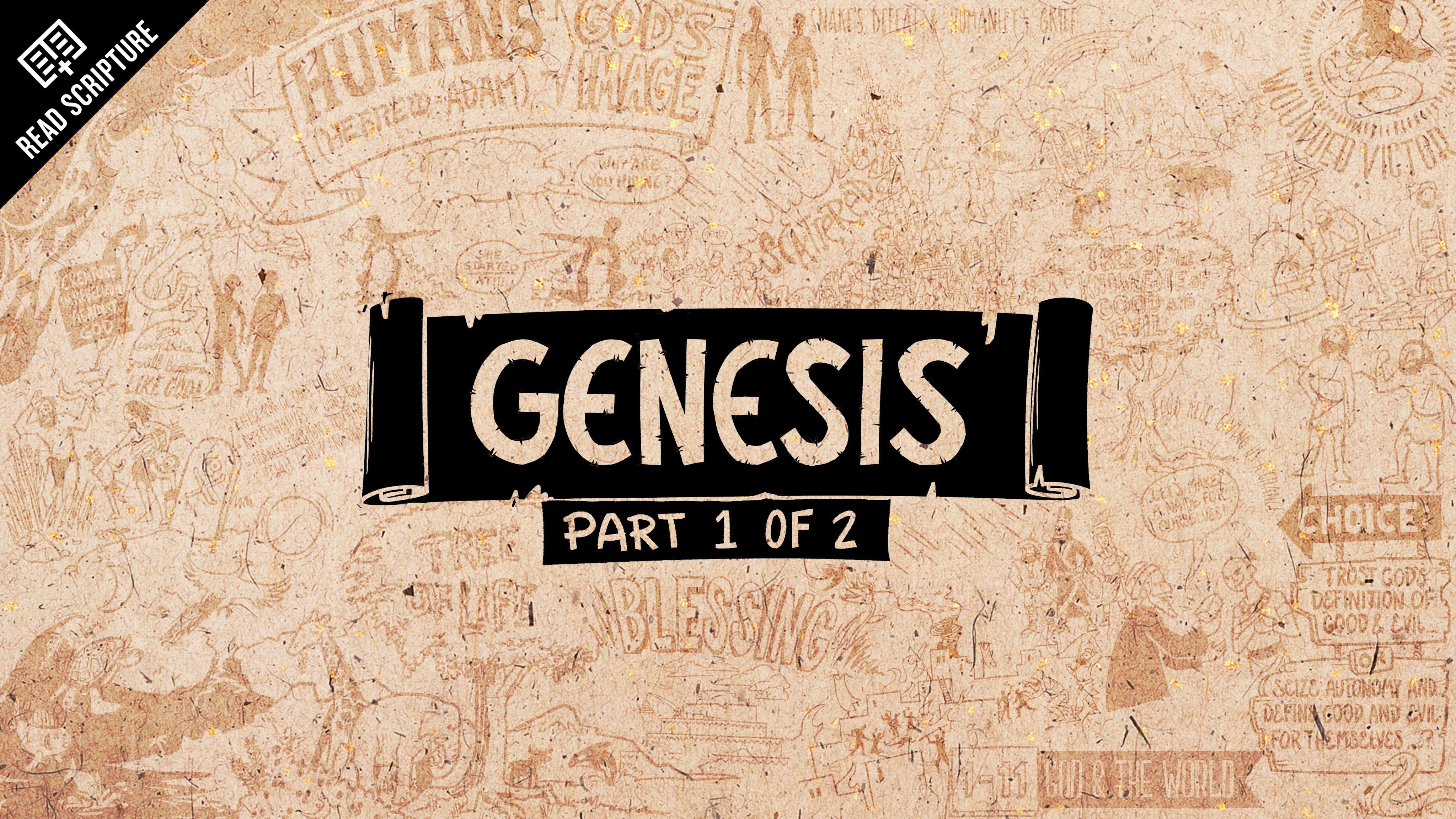 An Overview of Genesis: Genesis 1-11