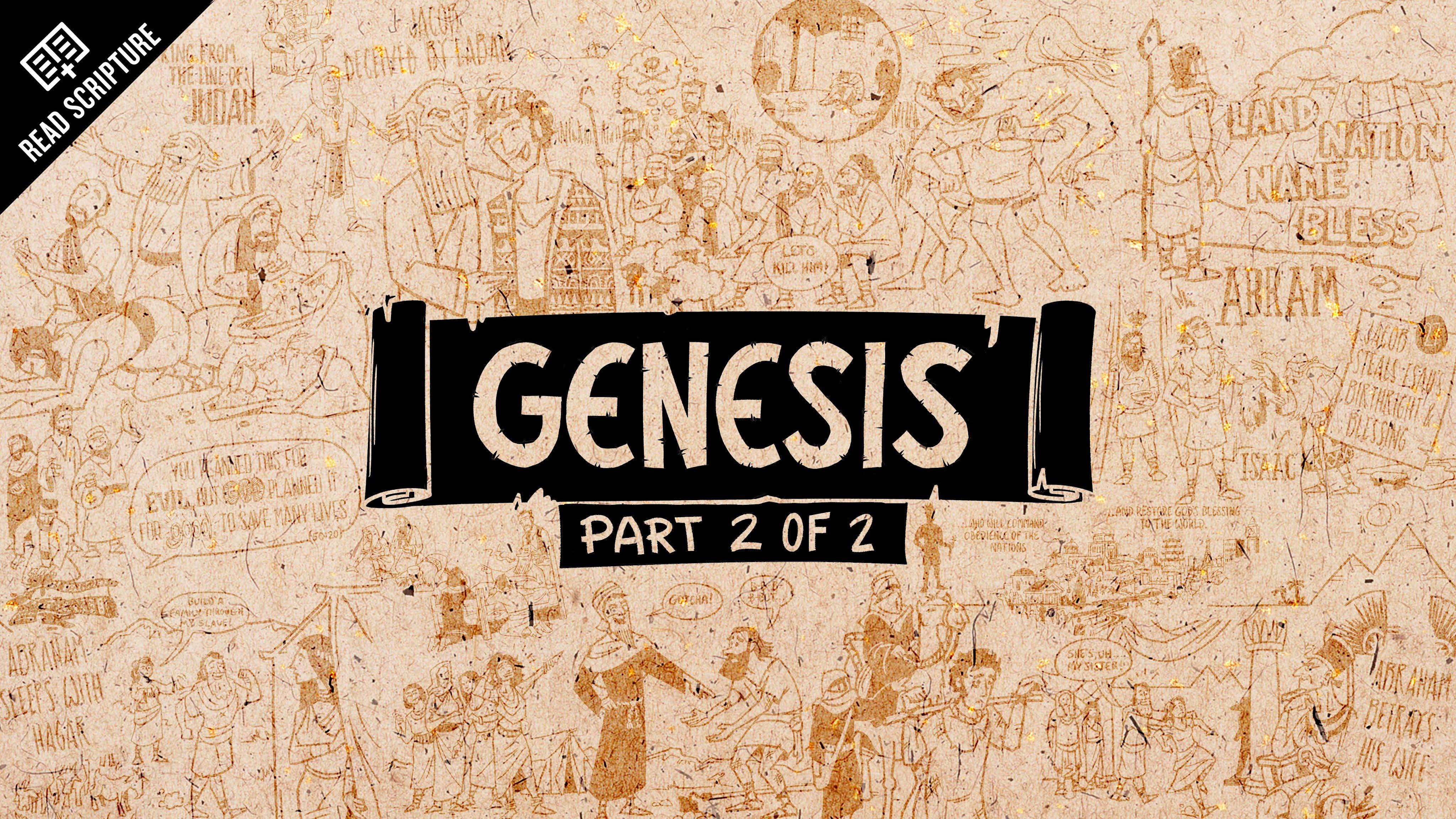 Genesis 12-50の概要