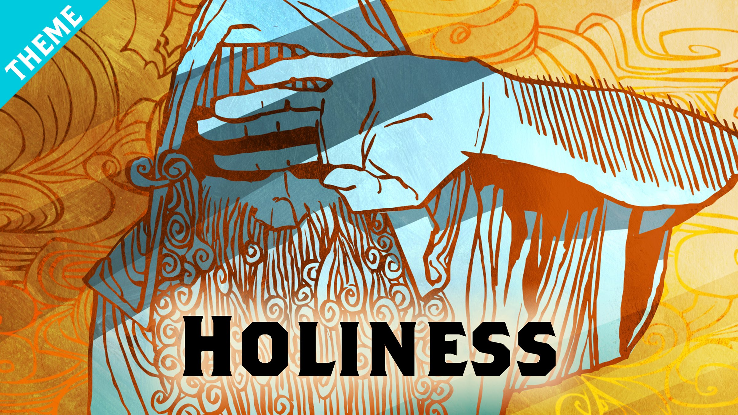 Biblical Themes: An Animated Explanation of God's Holiness