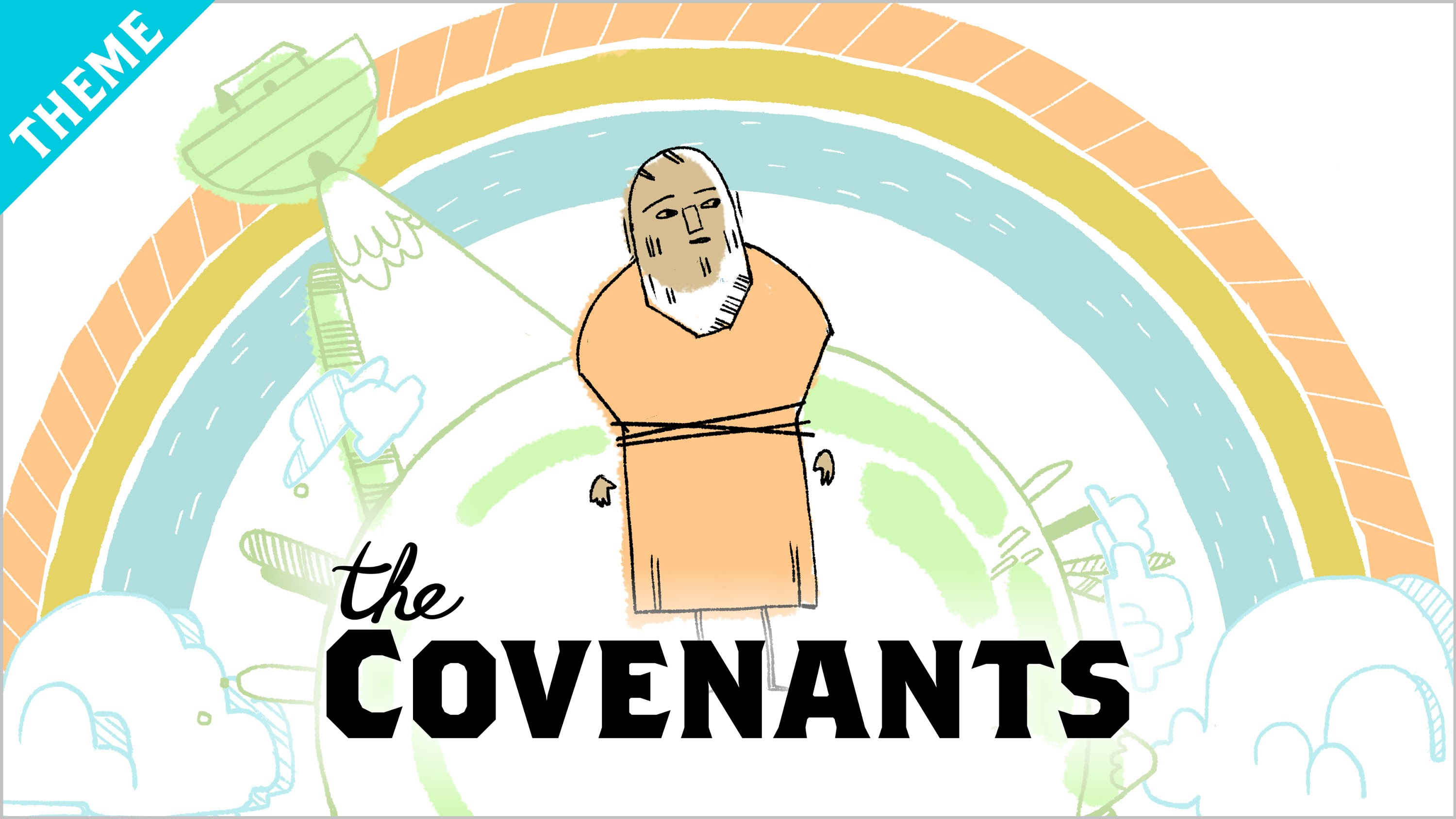Biblical Themes: An Animated Explanation of 'The Covenants'