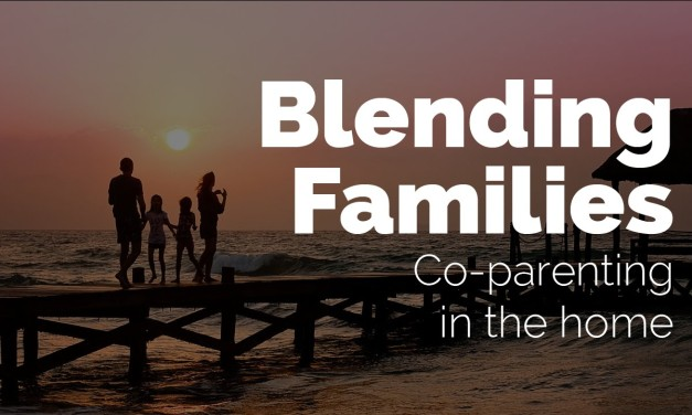 Blending Families: Co-Parenting in The Home