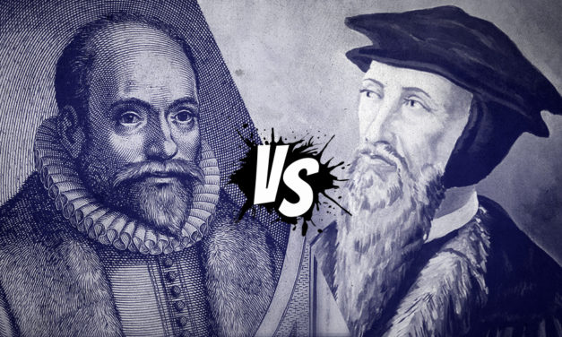 Calvinism, Arminianism, and Disciple-Making