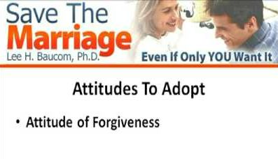 Change Your Attitude, Change Your Marriage