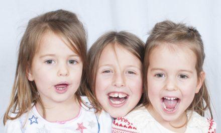 Как начать семейную девочку с маленькими детьми
