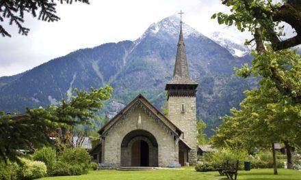 Как выбрать церковь?
