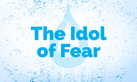 The Idol of Fear | The Cleanse