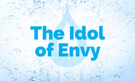 L'idole de l'envie | Le nettoyage