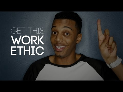 Developing a God-Honoring Work Ethic (Youth)