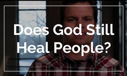 Does God Still Heal People?