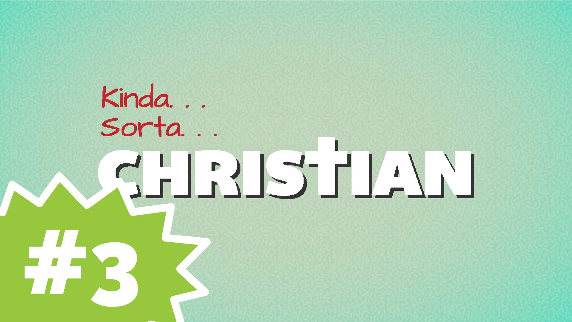 Don't Be a Weak Sauce Christian (Kids)