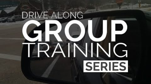 Drive Along Group Training (Series)