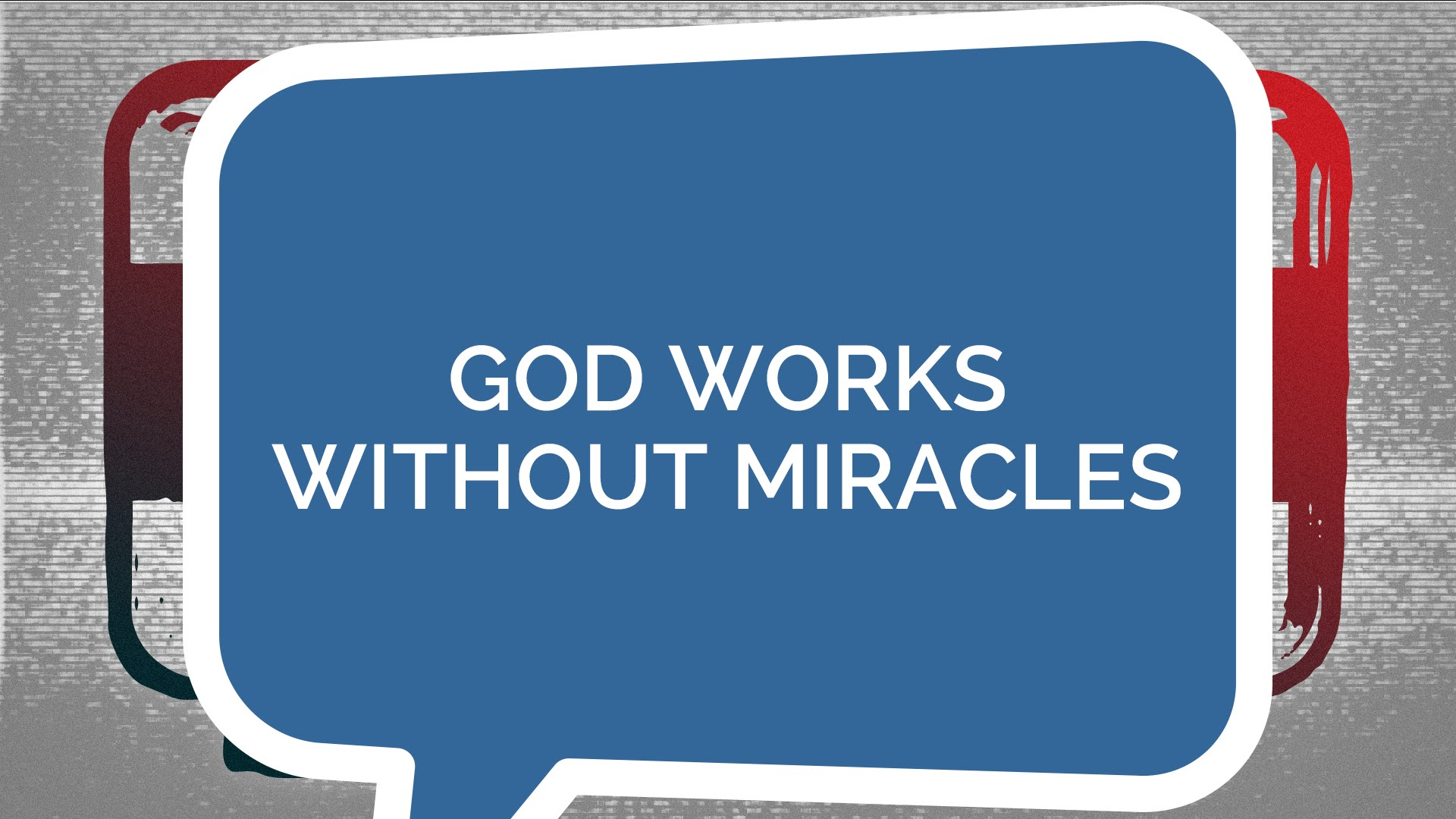 Esther 5-10: God Works Without Miracles (Youth)