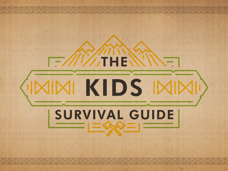 The Kids Survival Guide