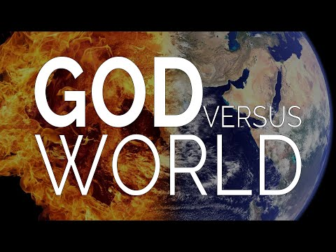 God vs. World: 10 Lies the World Tells Teens (Youth)