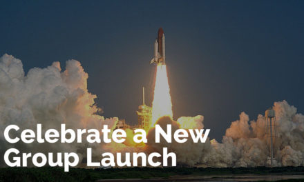 Celebrate a New Group Launch