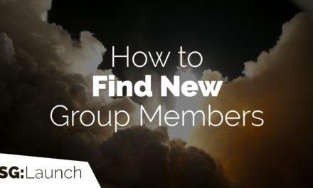 So finden Sie neue Gruppenmitglieder