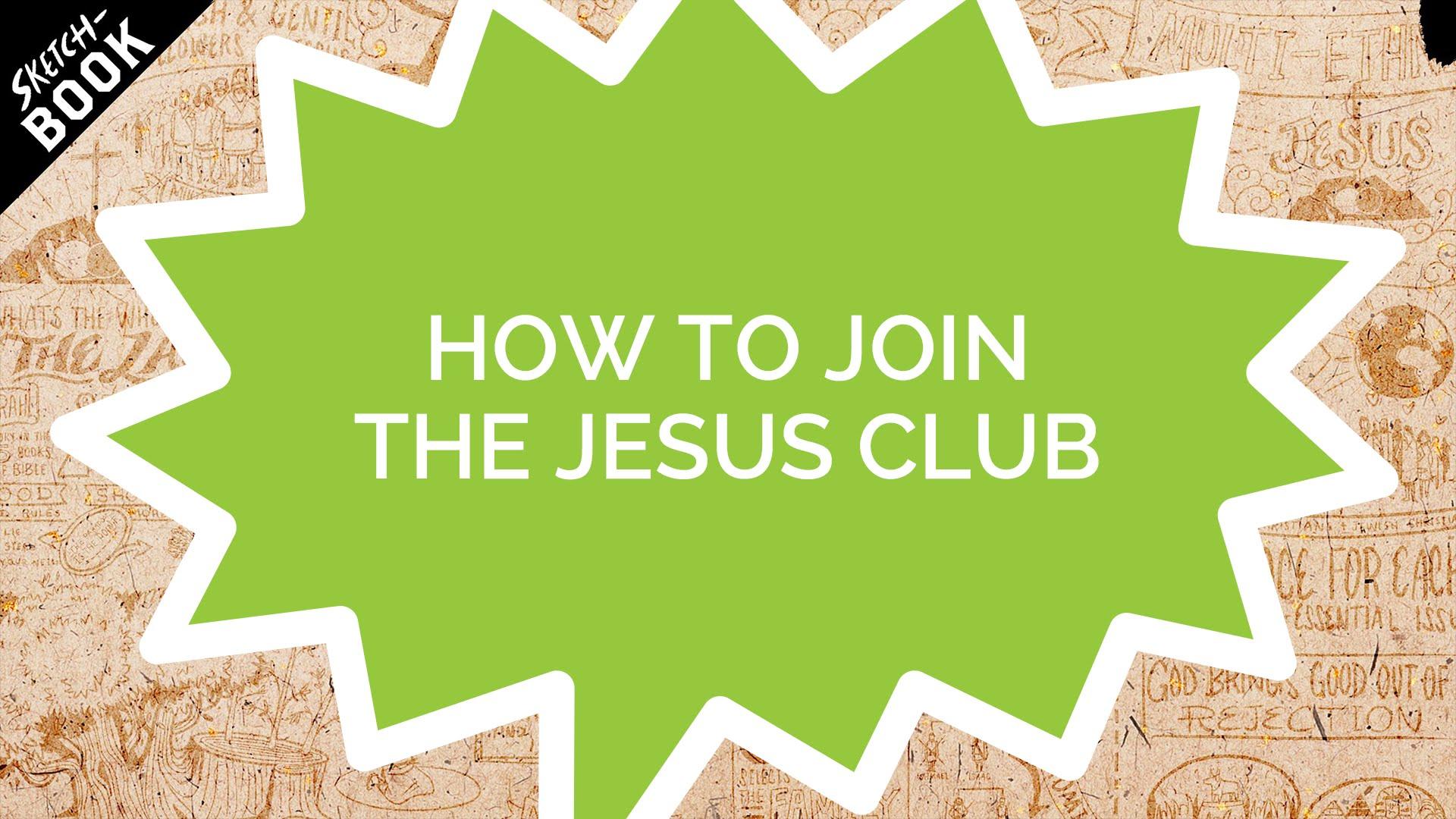 Romanos: Cómo unirse al Jesus Club (Kids Series)